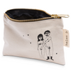 mini pouch naked couple