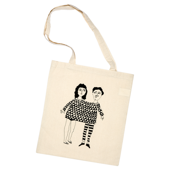 tote bag happy together