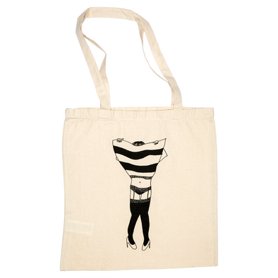 tote bag jartelle girl