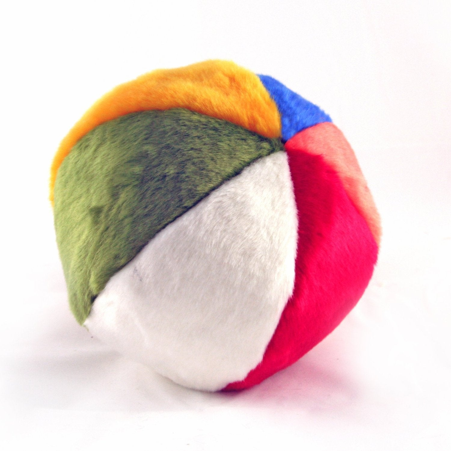 Fluff & Tuff Beach Ball, , 7""
