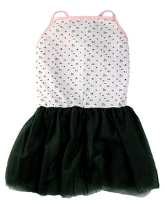 Pink Rose Tutu Large Dog Dress by Midlee