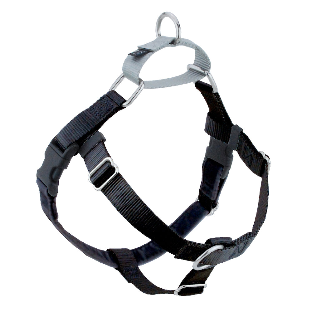 2 Hounds Design Freedom No-Pull Harness ONLY, XLarge Black