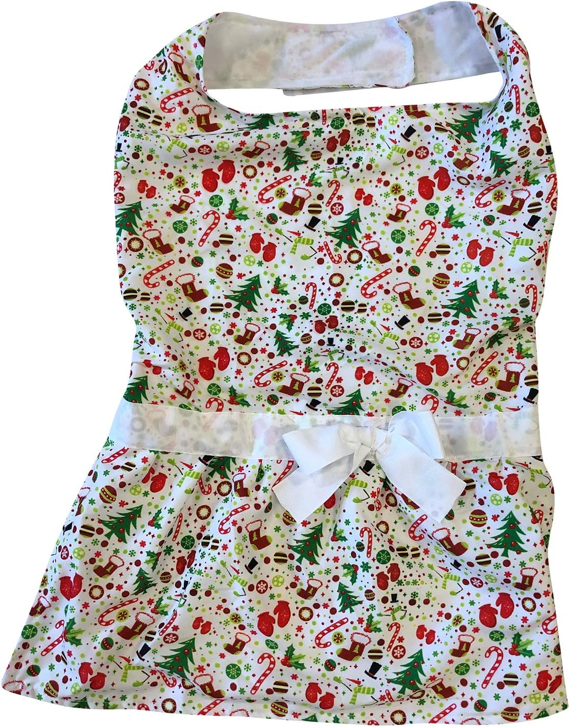 Midlee Christmas Motif Big Dog Dress