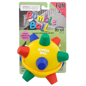 Bumble Ball Motorized Dog Toy, Assorted Colors