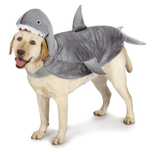 "Casual Canine Casual Canine Shark Costume for Dogs, 16"" Medium"