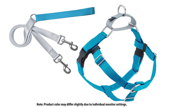 2 Hounds Design Freedom No-Pull Dog Harness with Leash, Medium
