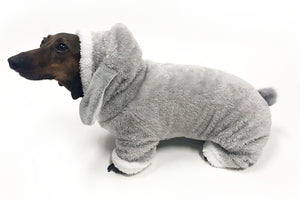 Midlee Small Dog Bunny Dog Costume