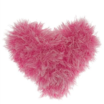 Oomaloo Hand Knit Valentine Heart Dog Toy