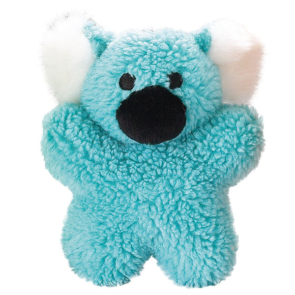 Zanies Cuddly Berber Baby Dog Toy (Bunny, Elephant, Koala, and Lamb)