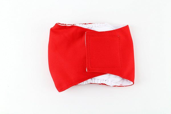 Midlee Reusable & Washable Dog Belly Band 3 Pack