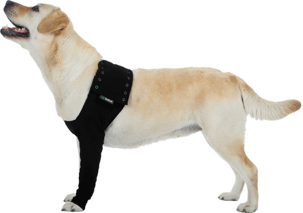 Suitical Dog Recovery Sleeve Medium Black