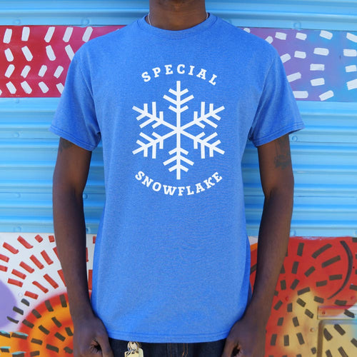 Mens Special Snowflake T-Shirt