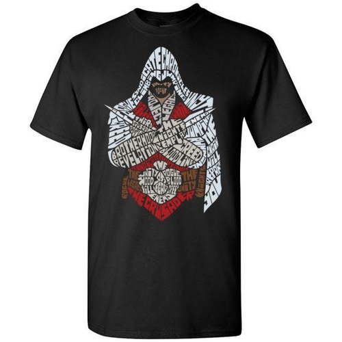 Assassin's Creed Typography T-Shirt