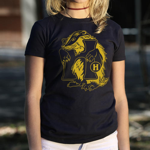 Ladies House Of Badger T-Shirt