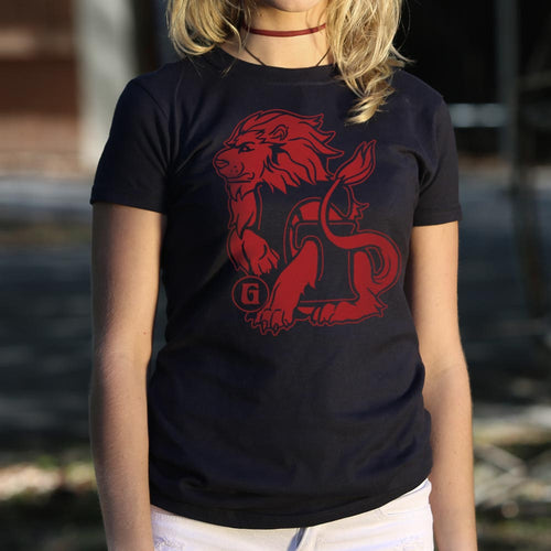 Ladies House Of Lion T-Shirt