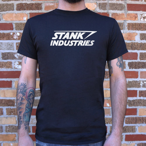 Mens Stank Industries T-Shirt