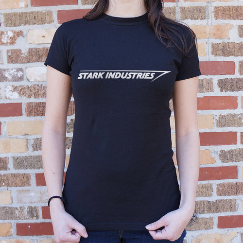 Ladies Stark Industries T-Shirt