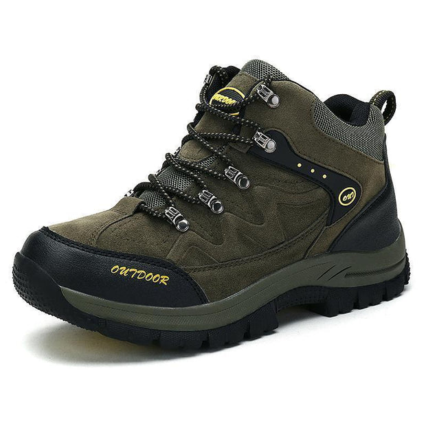 Men's shoes, non-slip, abrasion-resistant, breathable outdoor hiking shoes 117304