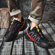 Men's trend large size Solomon series explosions hiking shoes