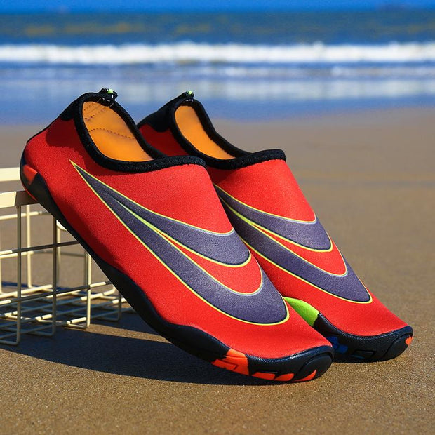 Men's beach shoes, swimming shoes