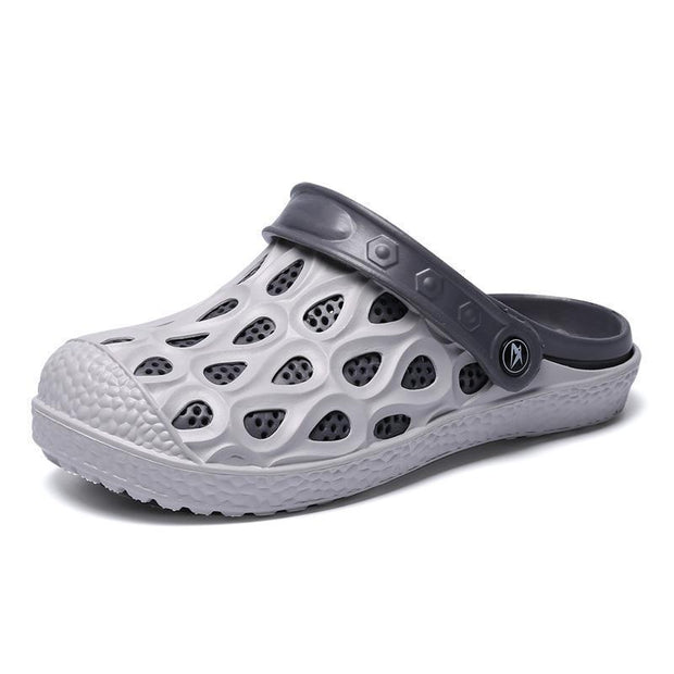 Men's Hole Sandals Clogs