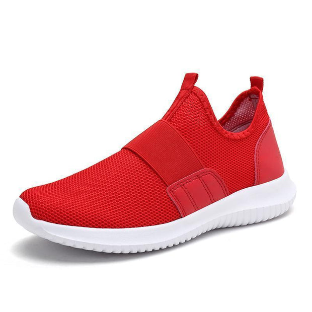 Men's Sneakers Breathable Lightweight Running Walking Gym Casual Shoes