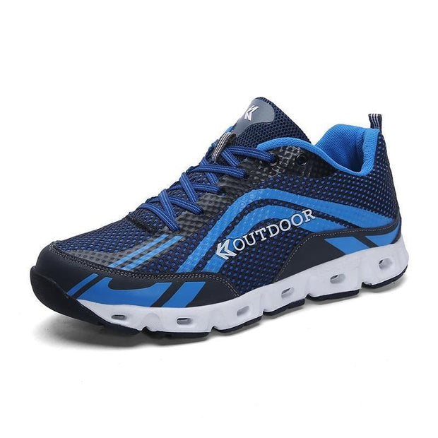 Men's Cushioning Anti-skid Breathable Tennis Sneakers