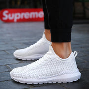 Men's Fashion Woven Breathable Sneakers