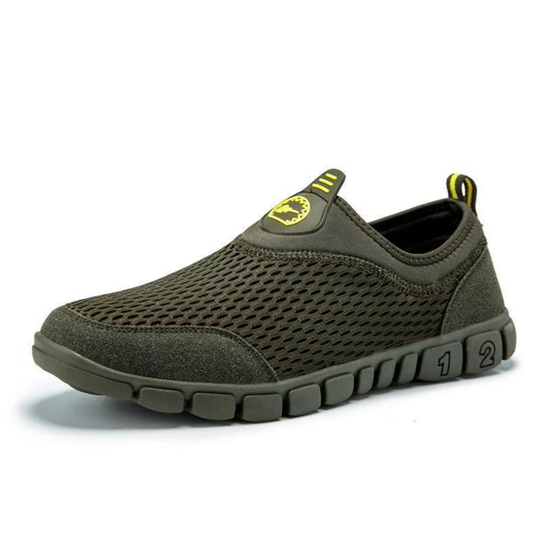 Men's Mesh Outdoor Anti-skid Breathable Sneakers