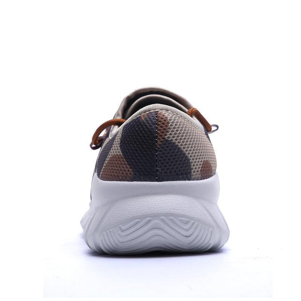 Men Socks Walking Shoes Fashion Causal Lightweight Breathable Mesh Slip On Sneakers