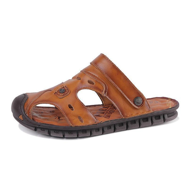 Men's Summer Anti-Collision Casual Shoes Joker Sandals