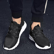Men's casual fashion comfortable breathable sneakers 129220