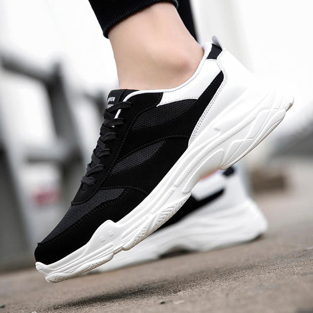 Men's casual fashion comfortable breathable sneakers 129892