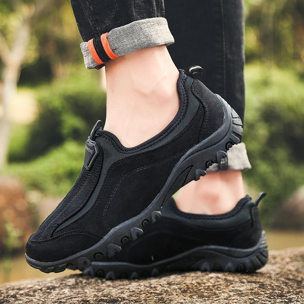 Men's Fashion Outdoor Sneaker Wear-Resistant Skid-resistant Sports Leisure Shoes