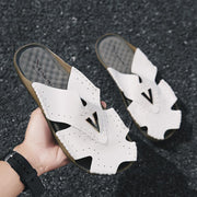 Men's Summer Fashion Breathable Comfortable Slippers