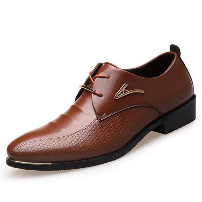 Men's fashion new dress shoes 133299