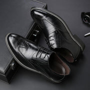 Men's large size casual dress shoes 133091
