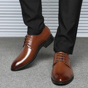Men's comfortable fashion dress shoes 133097