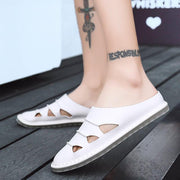 Men's Slippers Summer Slip Personality Outdoor Casual Sandals Soft Bottom Sandals Plus Size