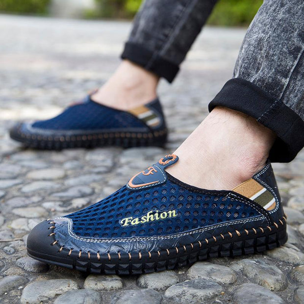 Men's Fashion Casual Comfortable Footwear Breathable Non-slip Loafers