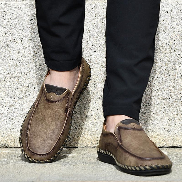 Men's Casual Shoes Business Leather Shoes (Second 25%OFF)