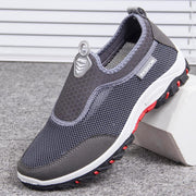 Men's Soft Breathable Non-Slip Mesh Running Shoes