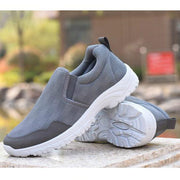 135575 Slip-On Sneakers Men Shoes Breathable Comfortable Male Shoes Loafers Casual Walking Footwear
