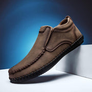 135861 Men's casual men's shoes is high for outdoor boots shoes by hand