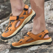 Men's breathable outdoor large size casual sandals