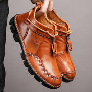New arrival Genuine Leather Handmade Boots For Men