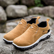 Men's British style casual shoes