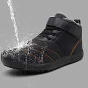 Men's Fashion Winter Lace Up Warm Snow Boots