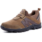 Men's plus velvet sneakers set foot warm shoes