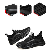 Men's Net Breathable Comfortable Running Shoes